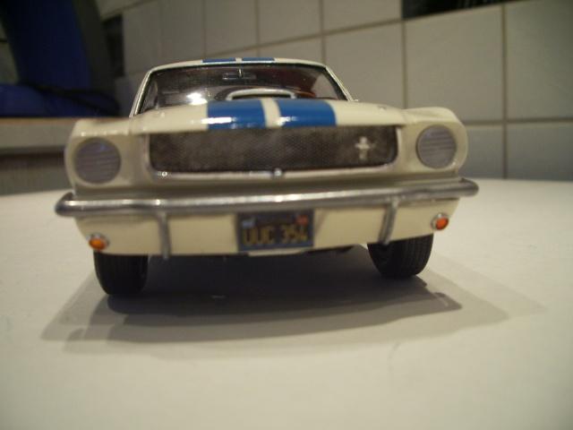 mustang shelby 350 GT 1965  kit monogram 1/24 . 661928IMGP3063