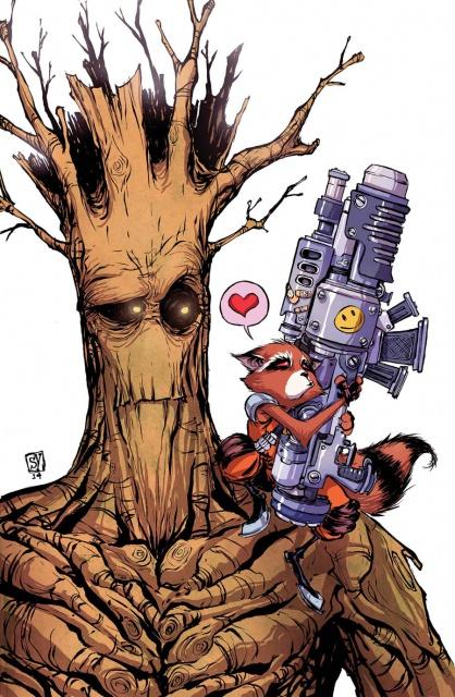 [Comics] Skottie Young, un dessineux que j'adore! - Page 2 662275Rocketraccoon5