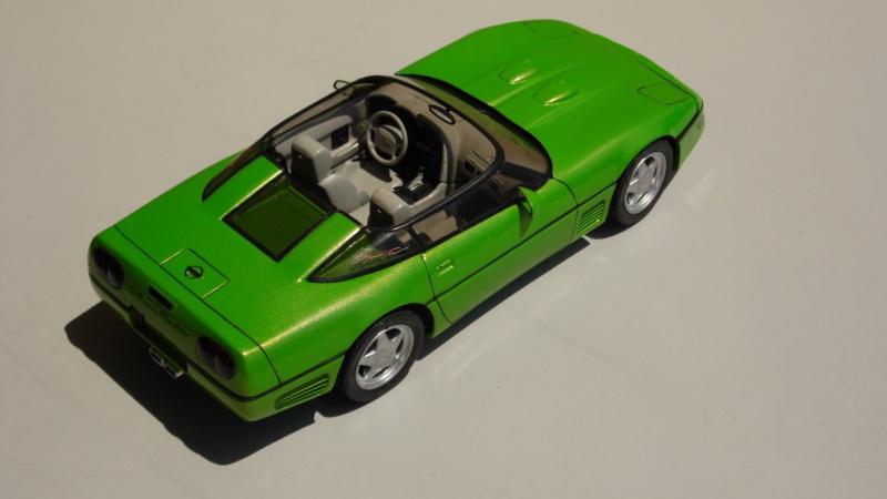 Corvette Callaway speedster Monogram. 662550SAM7889
