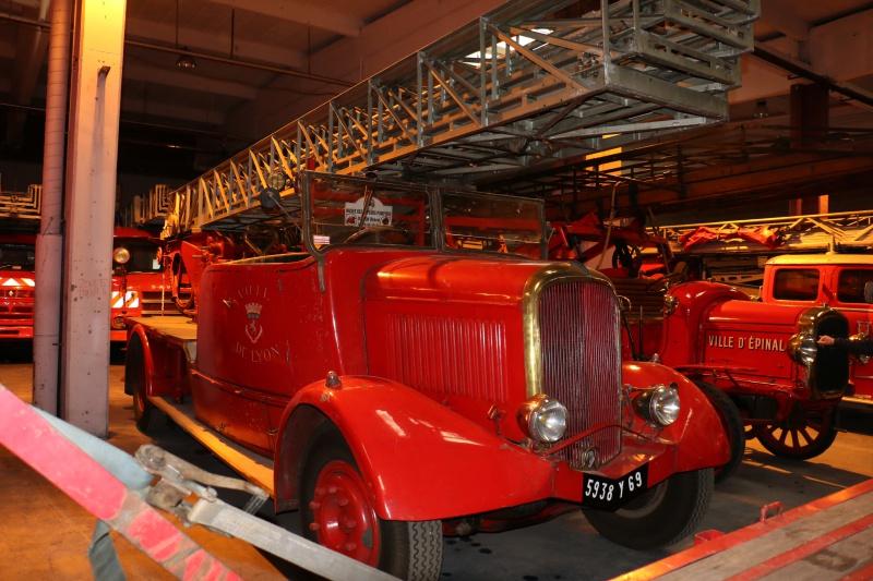 Des camions à gogo....Musée des sapeurs pompiers de Lyon 662954IMG6901