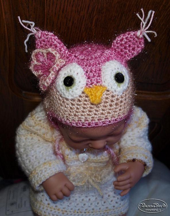 Créations pour bébés au crochet 663166bonnet