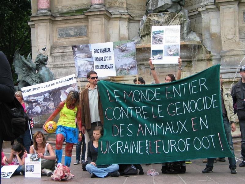 11 - Manifestation contre le massacre des animaux en Ukraine - 9 juin 2012 663670IMG9170