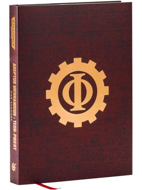 Adeptus Mechanicus: Tech-Priest de Rob Sanders 663680productsmall1