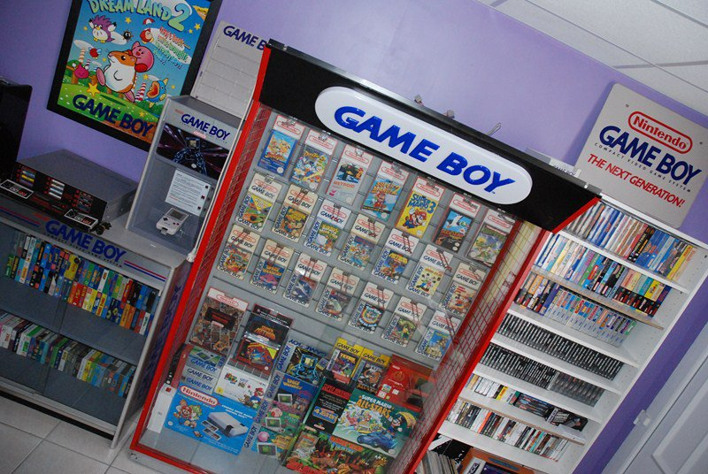 Votre Gameroom en une photo ! 6645603762453864410447428571885707802n