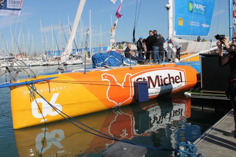 Visite du village et du ponton du Vendée Globe le 25/10/16 664608IMG4505