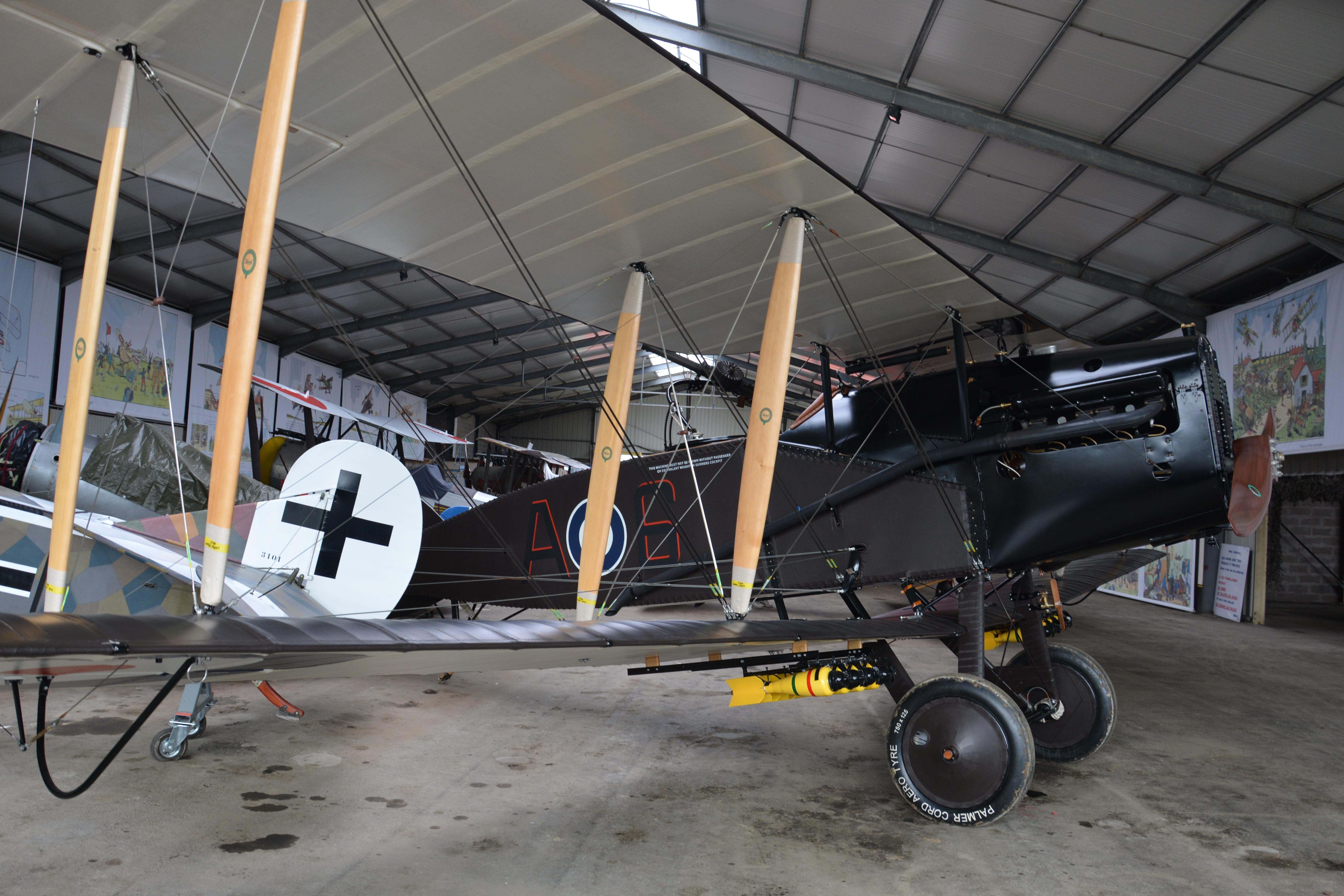 Aérodrome de La Ferté Alais 664649DSC0036