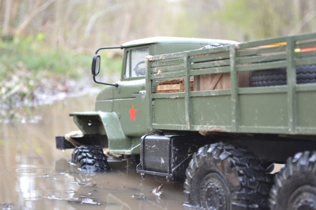 URAL 6X6 Home made - Page 5 665242DSC0866