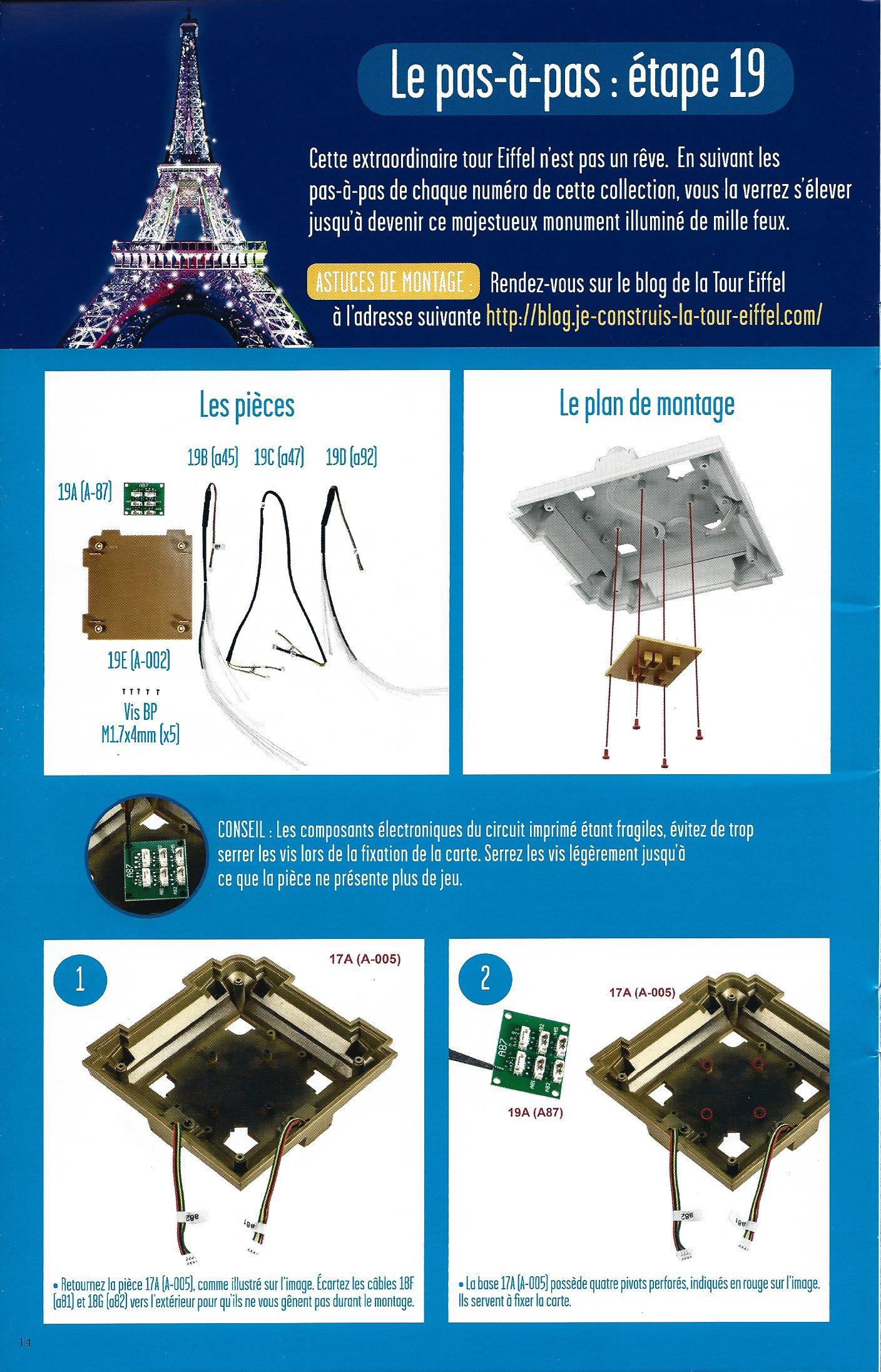Numéro 19 - Je construis la Tour Eiffel - Les métiers de la Tour 66554519b