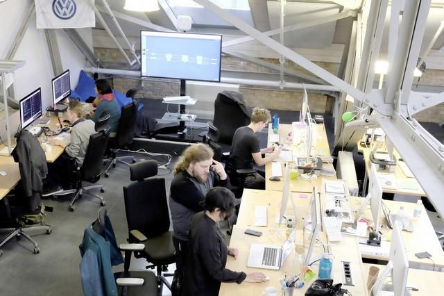 Renforcement des compétences informatiques du Groupe Volkswagen : inauguration d'un laboratoire digital à Berlin 665648hddb2016al02071large