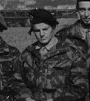 """Sous-lieutenant Yves ALLEMANE Promotion """"AMILAKVARI"""" 18è RCP AFN 6664058PMPSeptembre19538et9sautslesmoniteurs"""