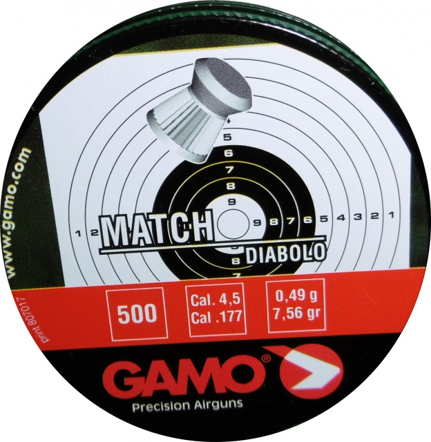 weihrauch - Tests plombs avec carabine Weihrauch HW50S 666530P1000097