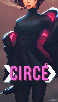 Circé Crow