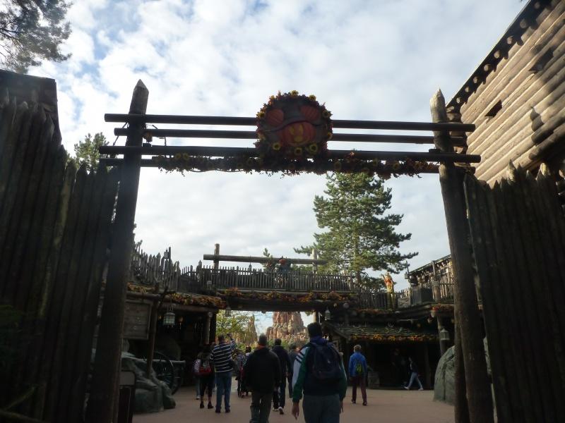 Trip Report d'une journée drôlement effrayante le 8 octobre pour Halloween et TR d'un séjour au Cheyenne les 19 et 20 novembre pour Noël :) 667344P1240016