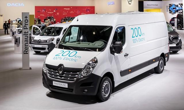 Renault Pro+ présente en première mondiale deux nouveaux véhicules utilitaires électriques 6675428621016