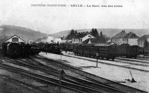 Belfort Delle 667895GareDelle51