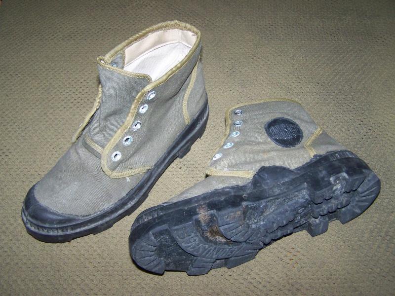 Chaussures de brousse françaises 6683561008687