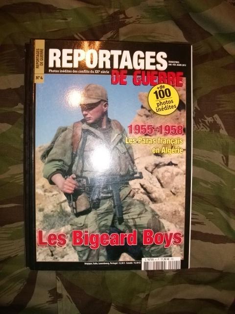 Magazine reportage de guerre. 668513DSCF3317