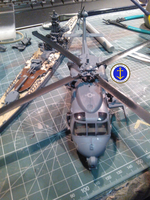 HH-60H RESCUE HAWK 669731HH6024