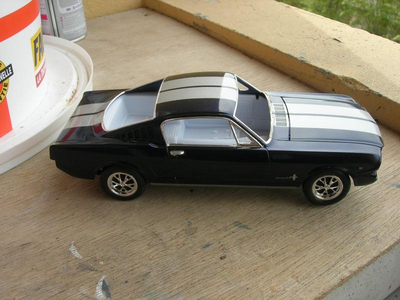 """Mustang Fastback""""65 Revell. 669779DSCN0021"""