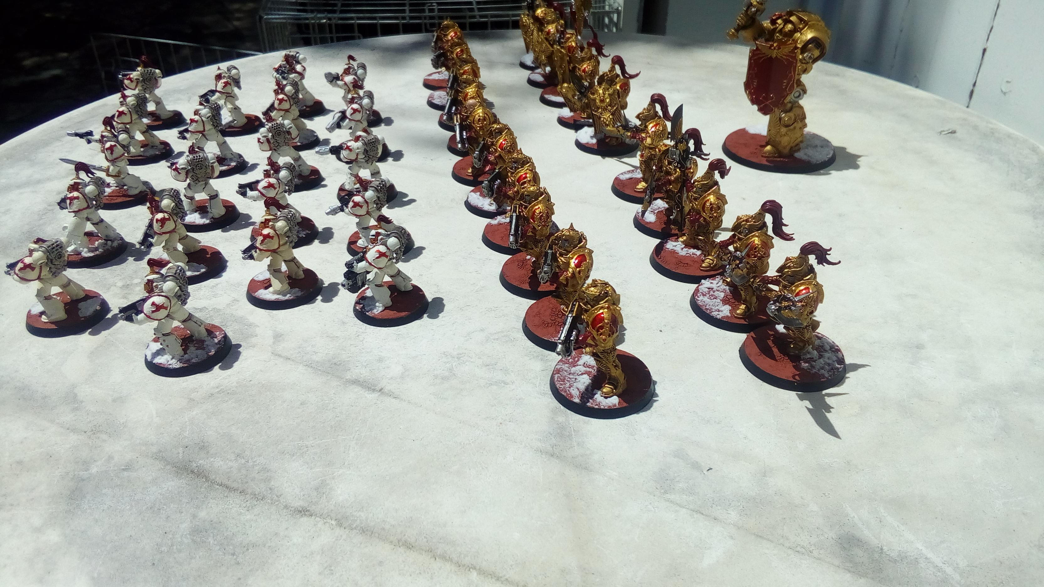 Les Armées de Nico. (Battle & 40K) 669804749