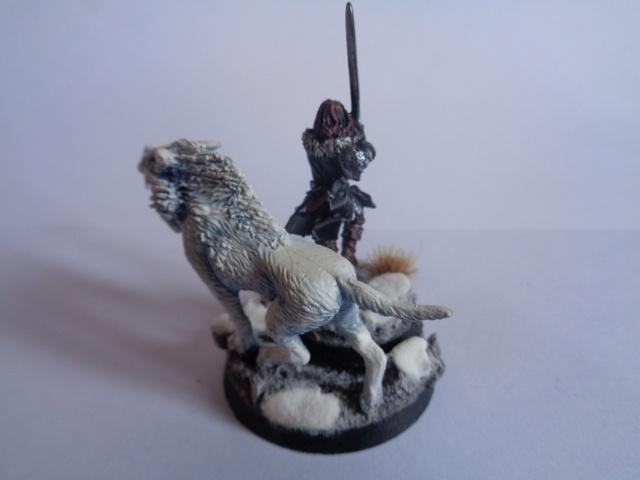 [Conversion] Figurines SdA ==> GoT : armée Stark 670333DSC00716