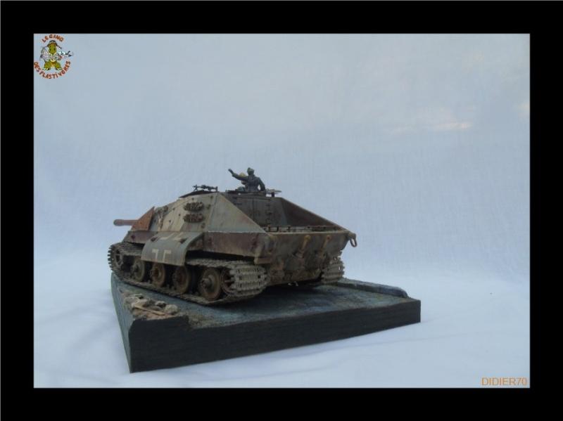 E-100 Jagdpanzer Krocodil 1/35 trumpeter 670601Sanstitre20jpgGF