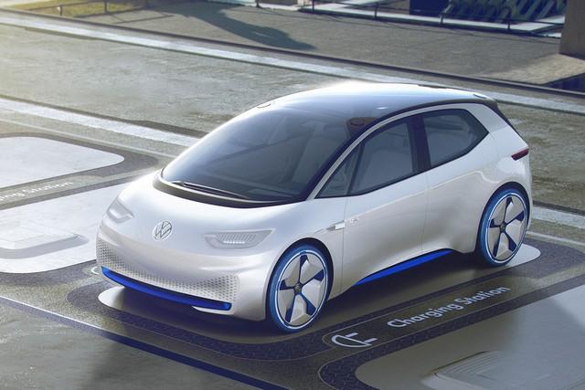 La première mondiale de l'I.D. lance le compte à rebours vers une nouvelle ère Volkswagen  670898volkswagenid0027