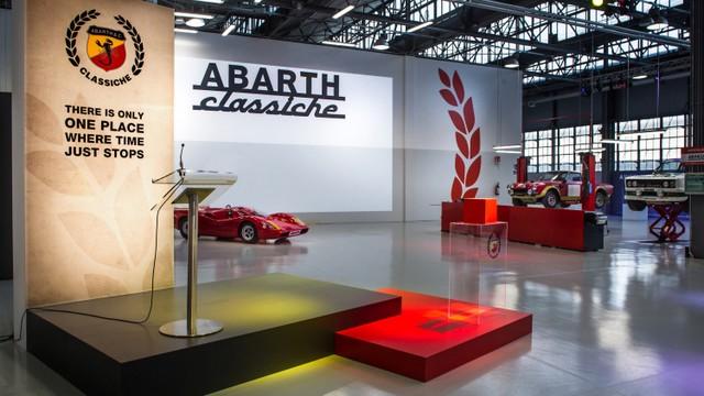 """Le projet """"Officine Abarth Classiche"""" 671376abarthclassiche021"""