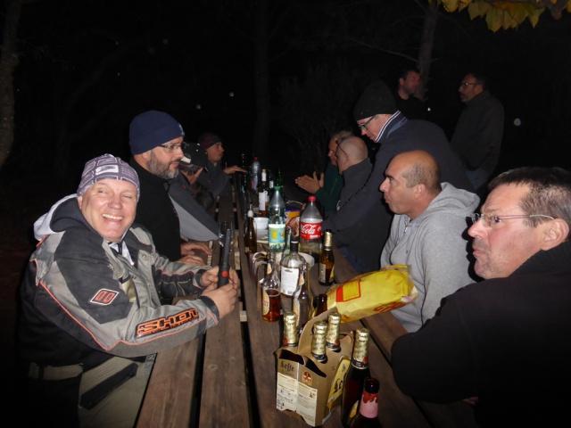 CR Hard Hérault Tour 2016 : la balade à BUBU, des pistes de mort pour la Toussaint ! 672522HHT53