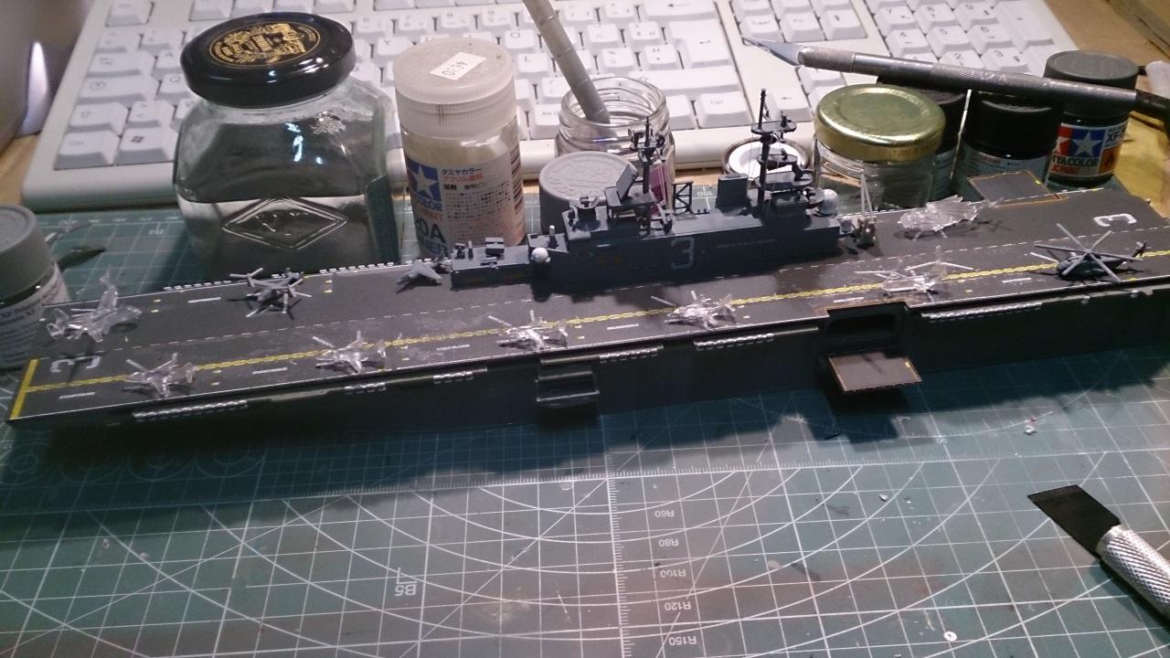USS KEARSARGE LHD-3 1/700 REVELL - Page 2 672789Kearsarge47