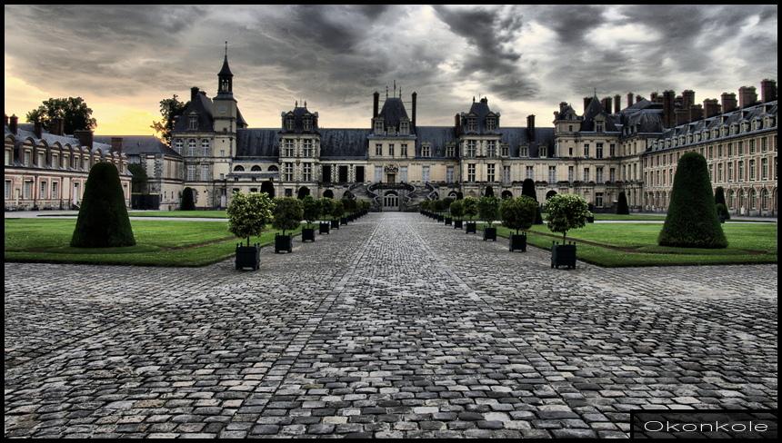 Chateau de Fontainebleau (Pentax K5) 673741201207270717463303HDR01412