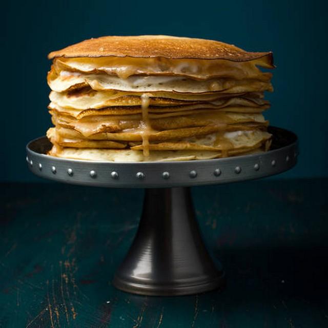 Gâteau de crêpes breton - normand 673990gateaudecrepebreton0