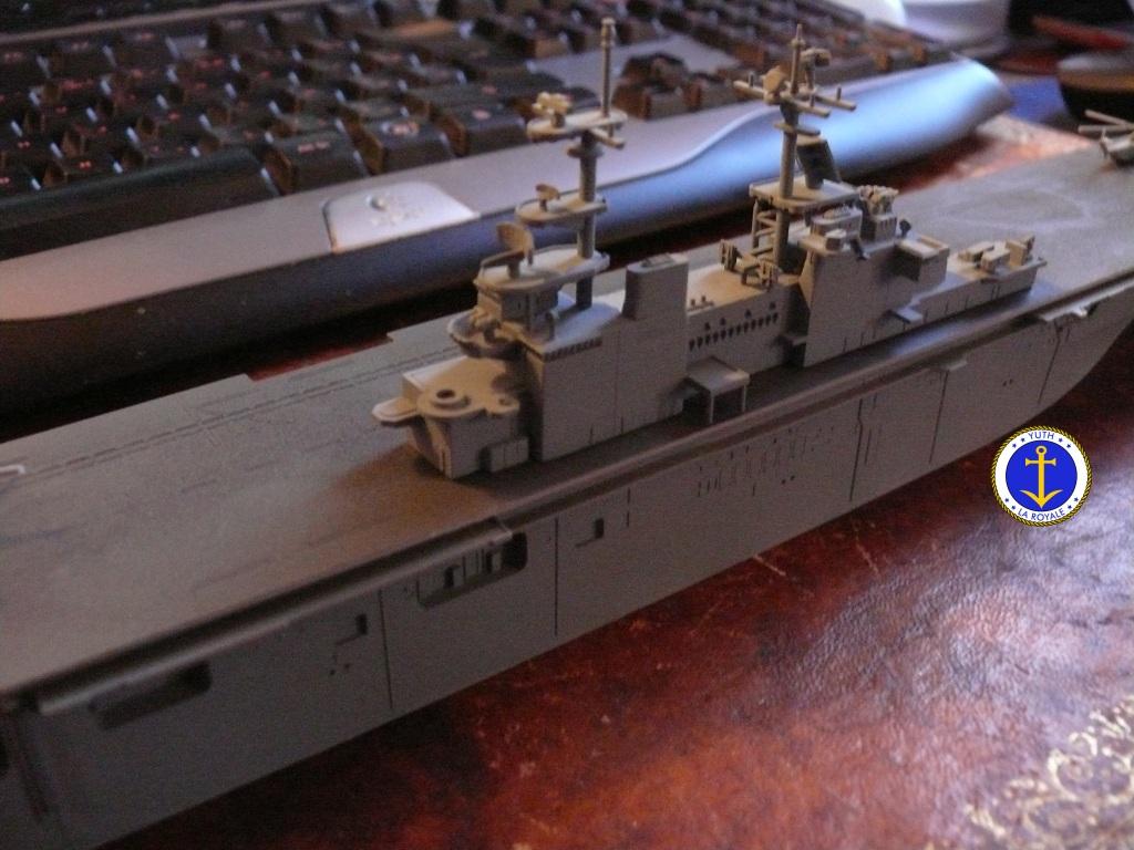 USS KEARSARGE LHD-3 1/700 REVELL 674146Kearsarge5