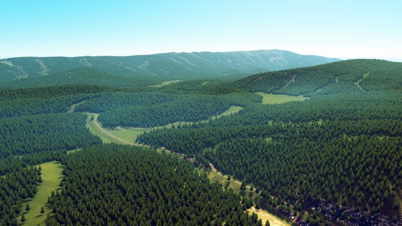 Map : Mont-Ventoux 675110Dromeversventoux