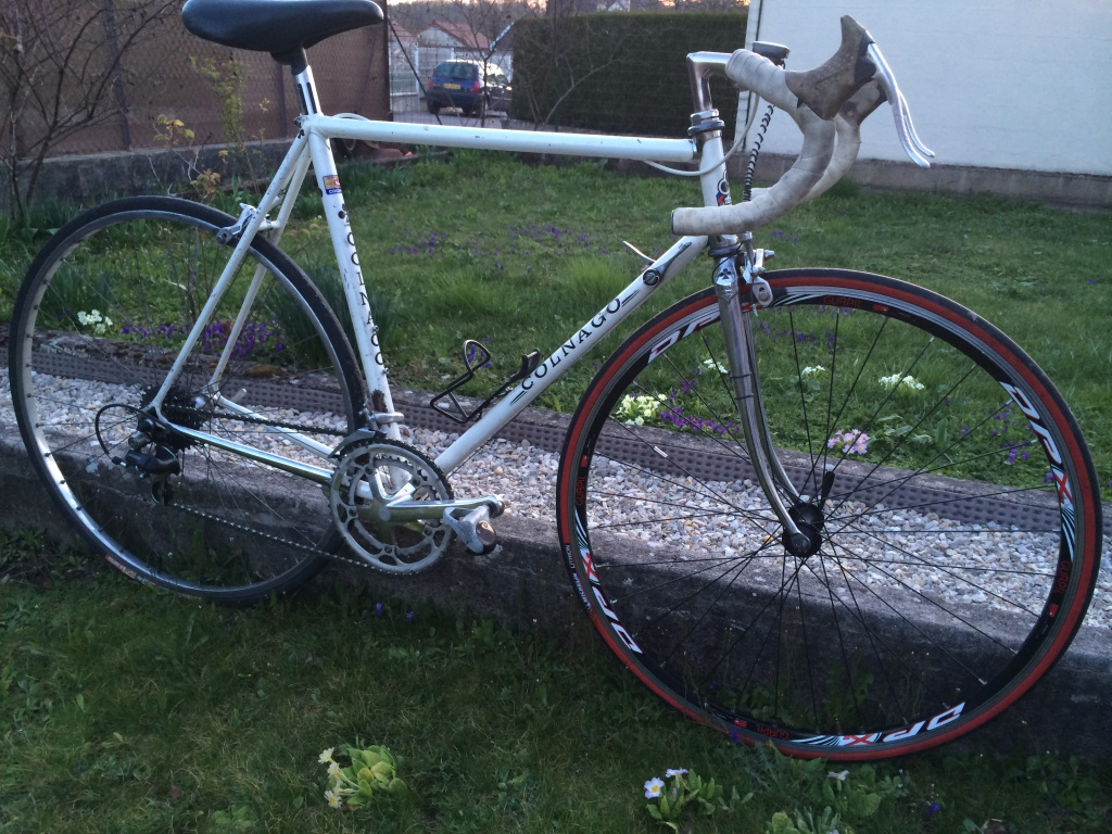 Colnago Spiral Conic Columbus SLX  - Page 2 675951IMG1304