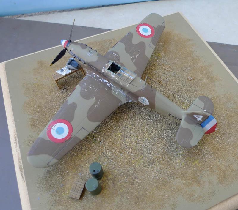 [Revell + Airfix] - Conversion - Hurricane Mk 1 des FAFL 676075HurricaneMk106