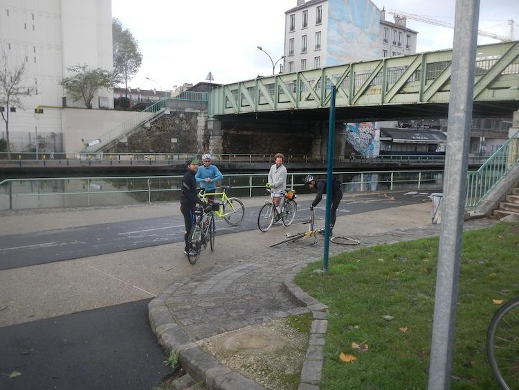 La Commémo - Ride Paris-Compiègne du vendredi 11 novembre 2016 676149DSCN4817