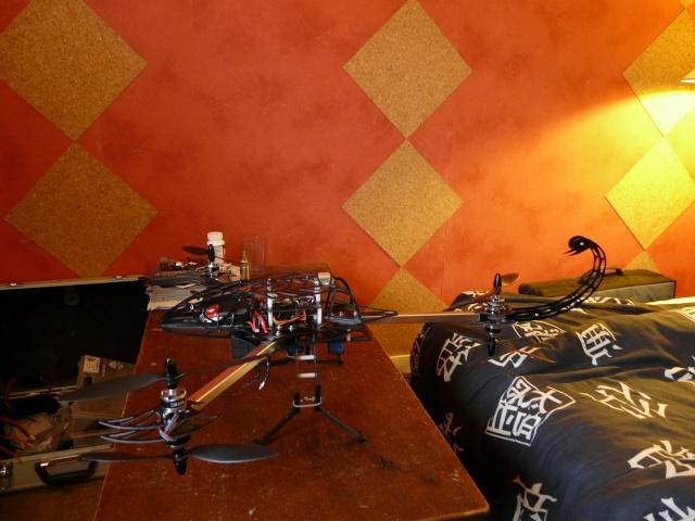 LE Scorpion Y6 Multirotors 676454P1040836