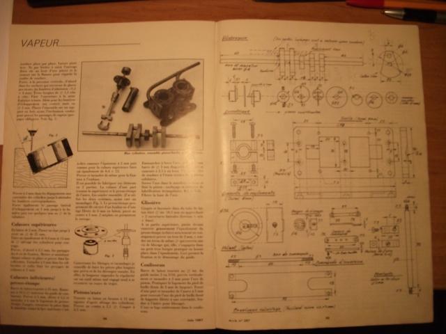 Pelle mécanique à vapeur, cables et crémaillère 676730002