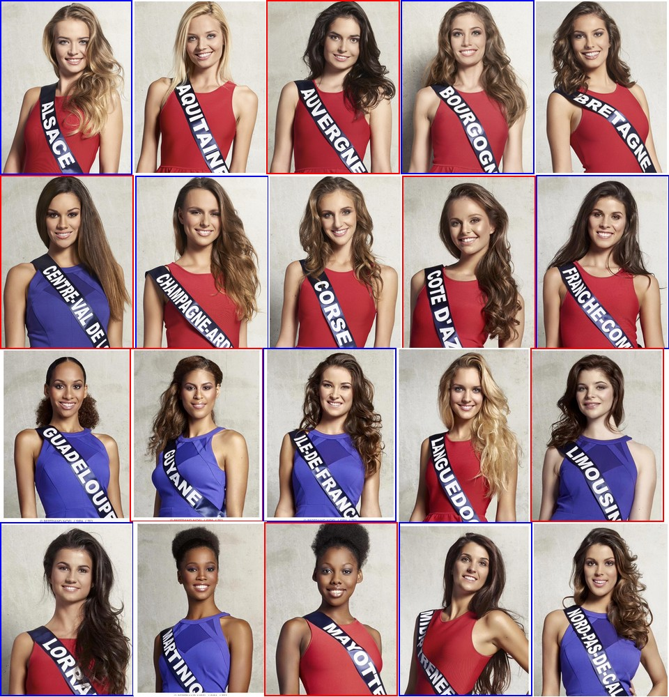 Miss France 2016  676797montage1