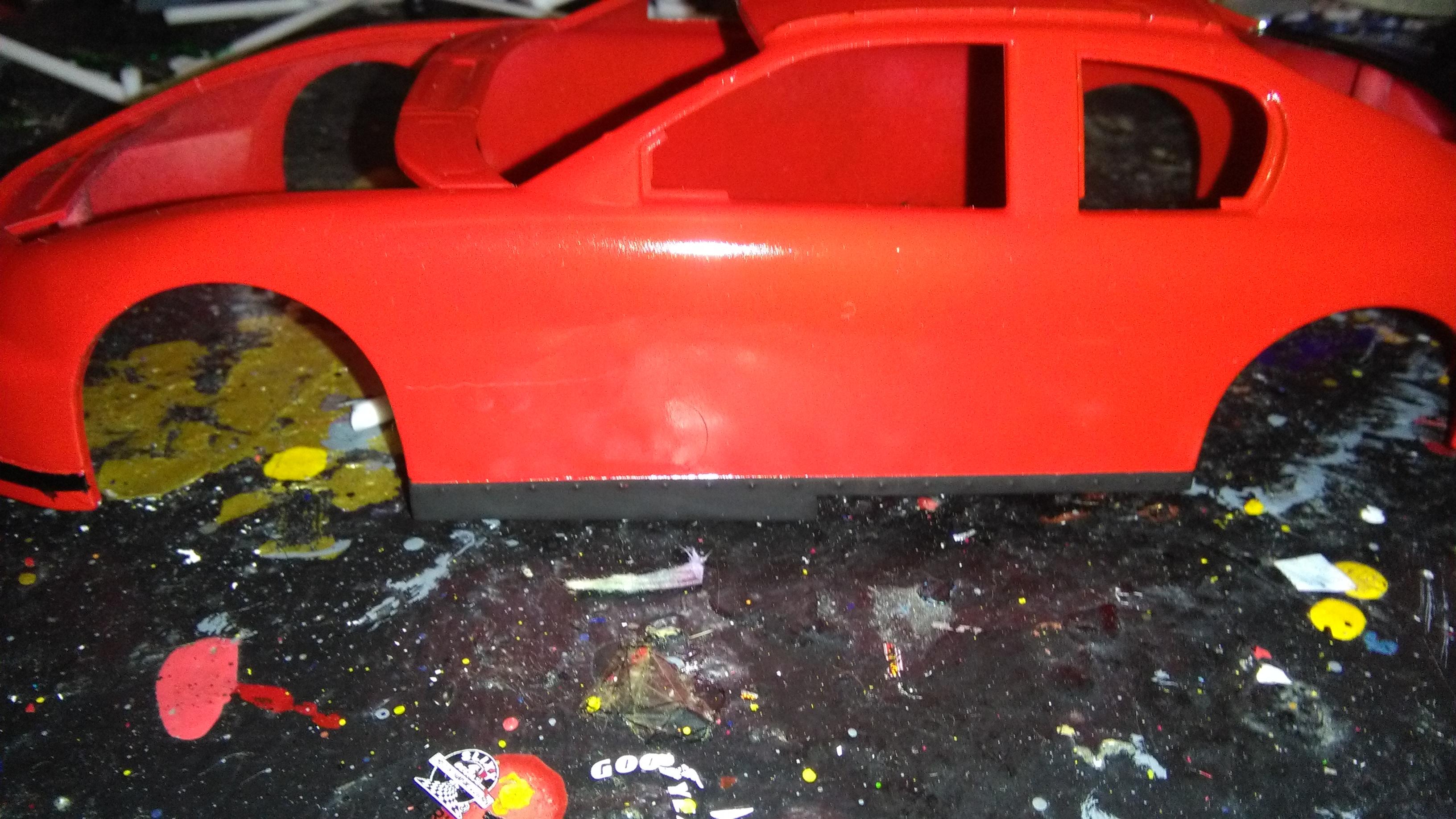 Chevy Impala 2006 #31 Jeff Burton Cingular 676886IMG20170416213752