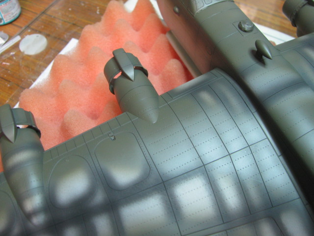 Short Stirling BF-513 75 Sqn, 1/72 Italeri: Commémoration 08 mai 2015....Terminé! - Page 5 677334IMG4626