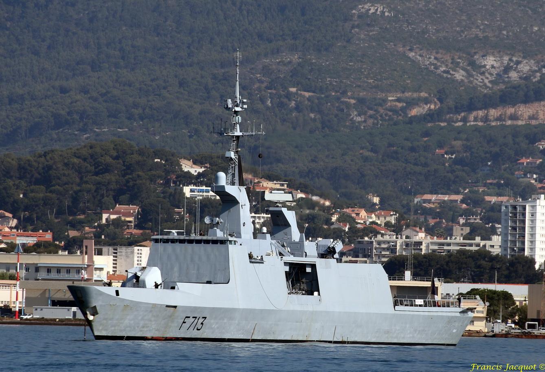 [LES PORTS MILITAIRES DE MÉTROPOLE] Mouvements de Bâtiments dans la rade de Toulon - Page 13 677345712