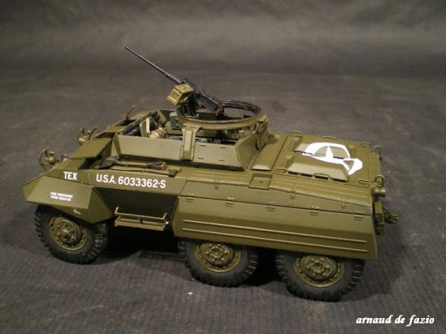 M-20 armoured car et jeep blindés dans les ardennes 1/35 677624IMGP1567