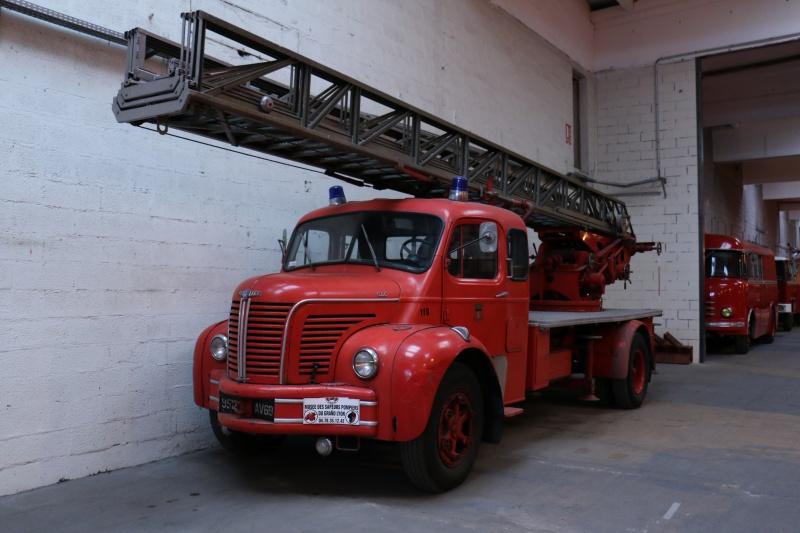 Des camions à gogo....Musée des sapeurs pompiers de Lyon 677937IMG6510