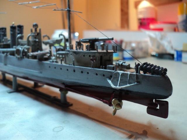 HMS Campbeltown 1/240 Revell 678058DSC01315