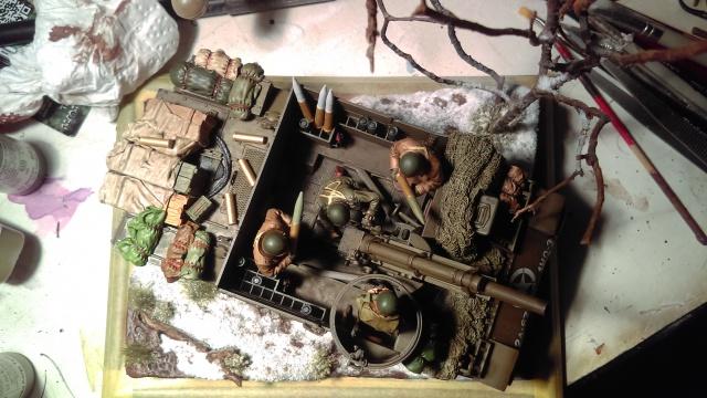 M7 PRIEST Italeri et M8 Howitzer Tamiya 1/35 - Page 11 678784IMAG0080