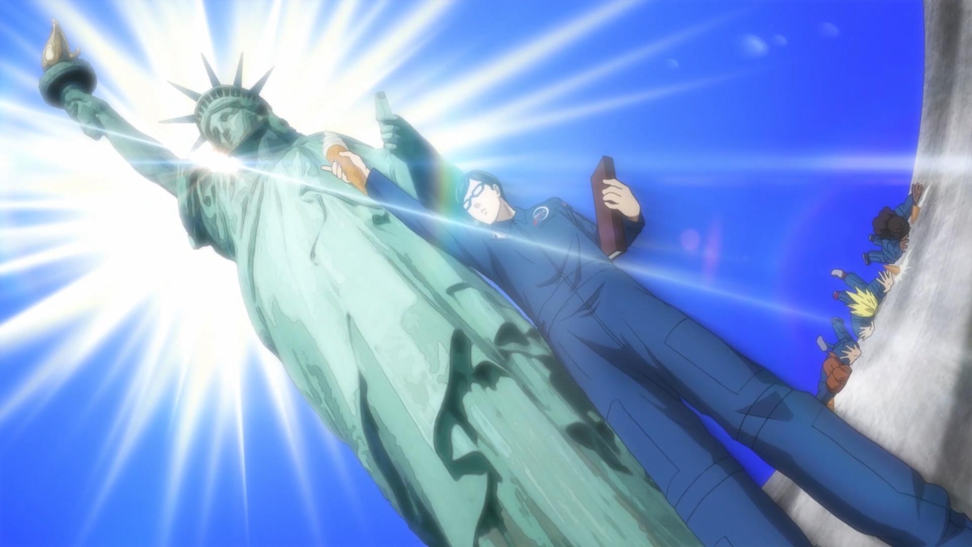 [2.0] Caméos et clins d'oeil dans les anime et mangas!  - Page 9 679334HorribleSubsSakamotodesuga131080pmkvsnapshot145320160927140712