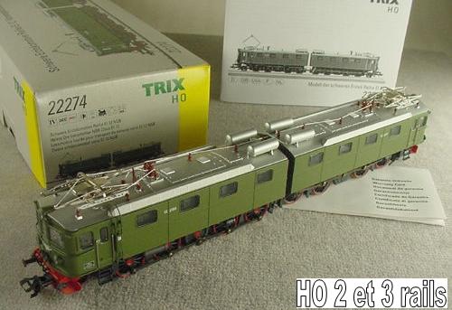 Les machines D/Da/Dm/Dm3 (base 1C1) des chemins de fer suèdois (SJ) 679581TRIX22274El12dNSB22274DCCDigSOUND