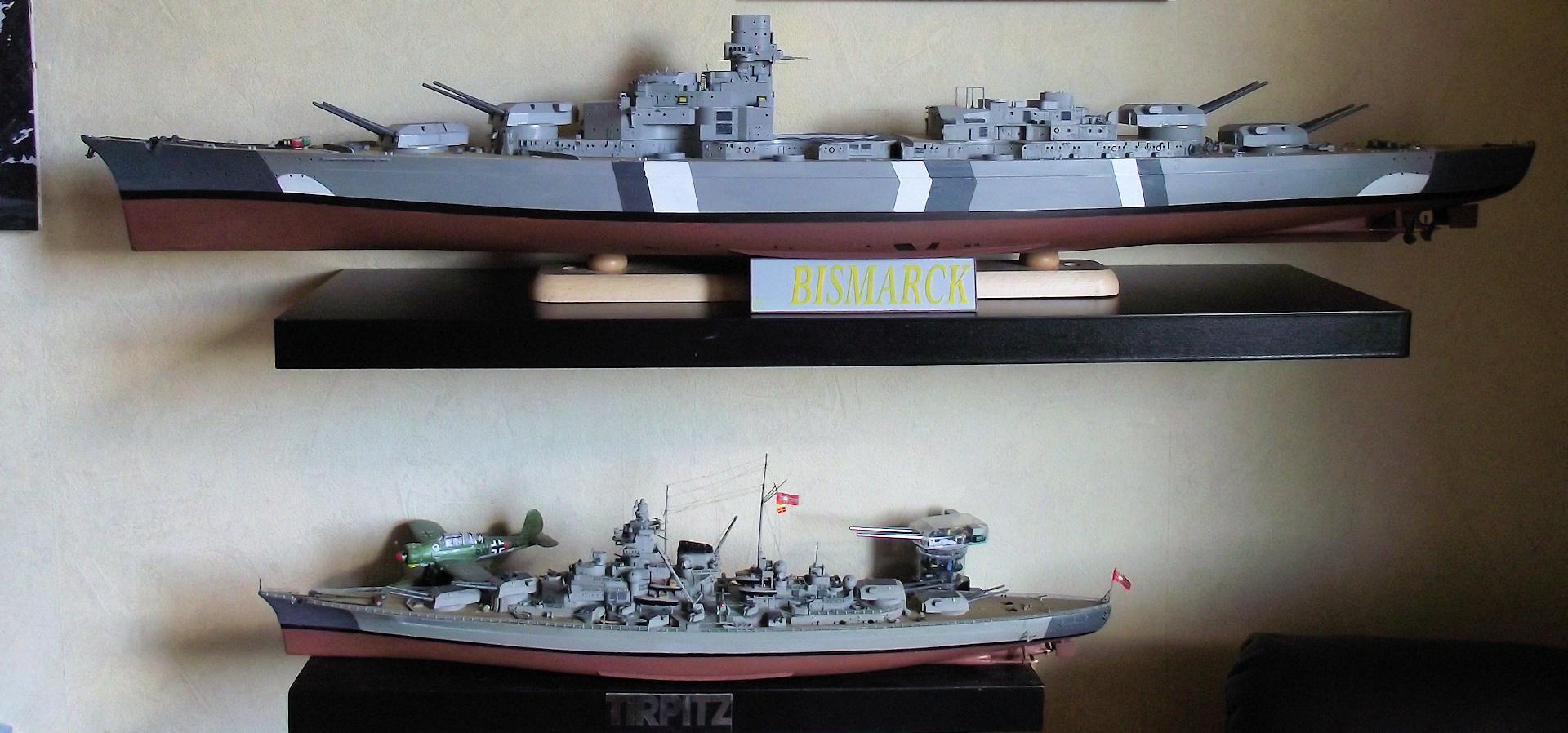 Bismarck 1/200 Trumpeter - Page 3 680050Bismarck1x20051
